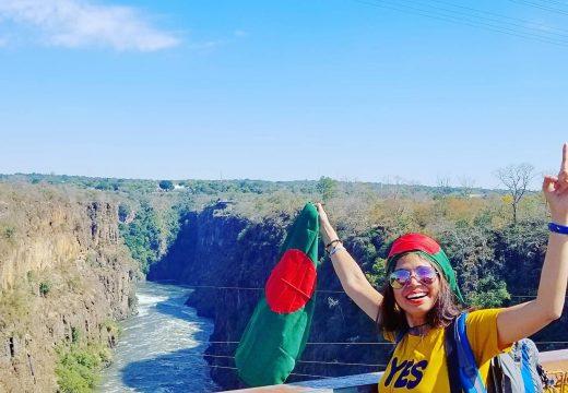 বিশ্বদেখা একজন বাংলাদেশী নারী নাজমুন নাহার ও ১২৫ দেশের গল্প