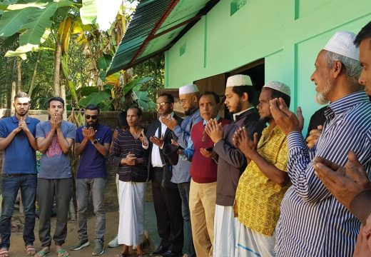 মুহিবুস-সামাদ ও কমরুন্নেসা চৌধুরী ওয়েলফেয়ার ট্রাস্ট বিয়ানীবাজার উপজেলায় ২০ টি পাকা ঘর নির্মাণ করবে