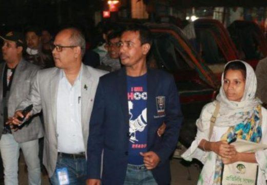 ডিজিটাল নিরাপত্তা আইনে গ্রেপ্তার সাংবাদিক হেদায়েতের জামিন
