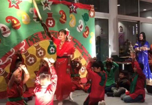 স্পেনে বন্ধু সুলভ বাংলাদেশ মহিলা সংগঠন বার্সেলোনায় পিঠা উৎসব করেছে