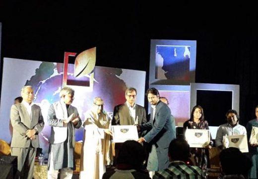 কালি ও কলম তরুণ লেখক পুরস্কার পেলেন বিলেতবাসী লেখক আরাফাত তানিম