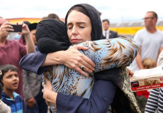 ক্রাইস্টচার্চ সন্ত্রাসী হামলা :ধন্যবাদ নিউজিল্যান্ড