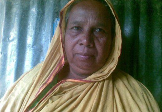 যোদ্ধা-বীরাঙ্গনা  দুলু বেগম