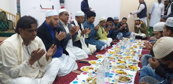 রোমে দোহার ঐক্য পরিষদের উদ্যোগে ইফতার ও দোয়া মাহফিল অনুষ্ঠিত