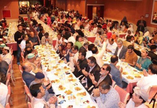 বর্ণাঢ্য আয়োজনে স্পেন বাংলা প্রেসক্লাবের ইফতার অনুষ্ঠিত