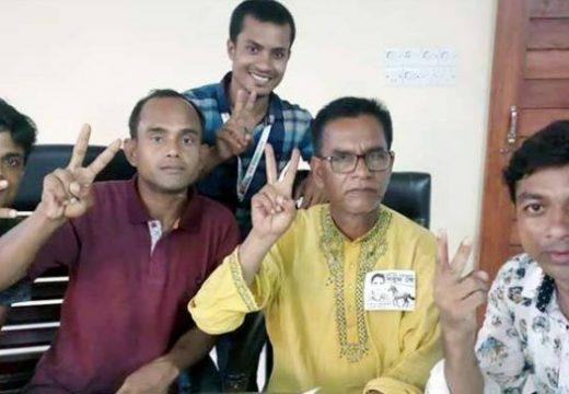 সহায় সম্বলহীন একজন নির্বাচিত উপজেলা চেয়ারম্যান শহিদুল্লাহ