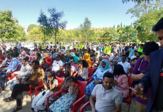 মাদ্রিদে ভালিয়েন্তে বাংলা'র ঈদ পূনর্মিলনীতে প্রবাসীদের মিলনমেলা