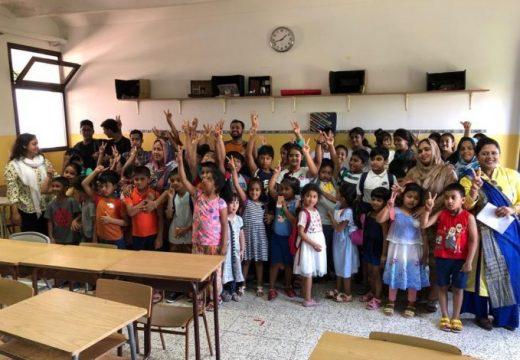 বার্সেলোনায় বাংলা স্কুলের সমাপনী পরীক্ষা সম্পন্ন