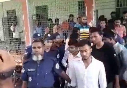 'সুনাম দেবনাথ কেন আসামি নাই': আদালতে অভিযুক্তরা