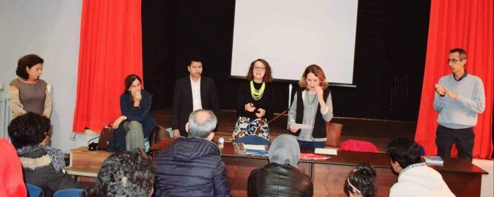 রোমের ফিডেন স্কুলে প্রবাসীদের ইতালীয়ান ভাষা শিক্ষার যাত্রা শুরু