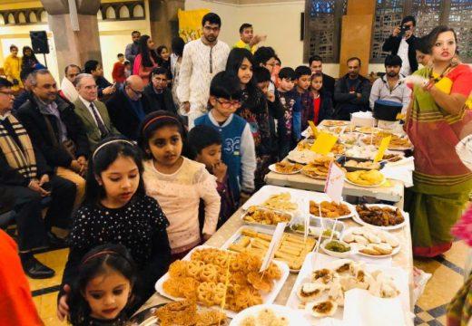 বার্সেলোনা বাংলা স্কুলের আয়োজনে পিঠা উৎসব অনুষ্ঠিত