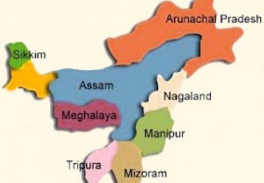 ভারতের উত্তর-পূর্বাঞ্চলের অসমসহ পাঁচটি রাজ্য এখনও করোনামুক্ত