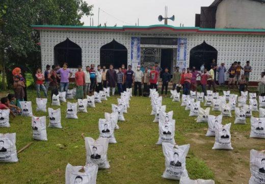 কুমিল্লার শশীদল ইউনিয়নে ২ হাজার পরিবারে ঈদ উপহার বিতরণ