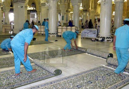 মক্কা মসজিদুল হারাম সহ পনের শত মসজিদ রোববার ফজর থেকে খুলছে