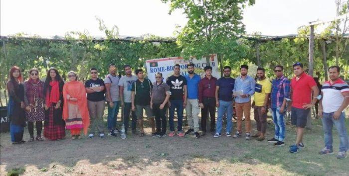 রোম বিডি স্পোটিং ক্লাব ইতালীর বার্ষিক বনভোজন ও পূর্ণাঙ্গ কমিটি ঘোষণা