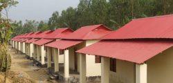 কলমাকান্দায় ঘর পেল ভূমিহীন ও গৃহহীন ১০১ পরিবার